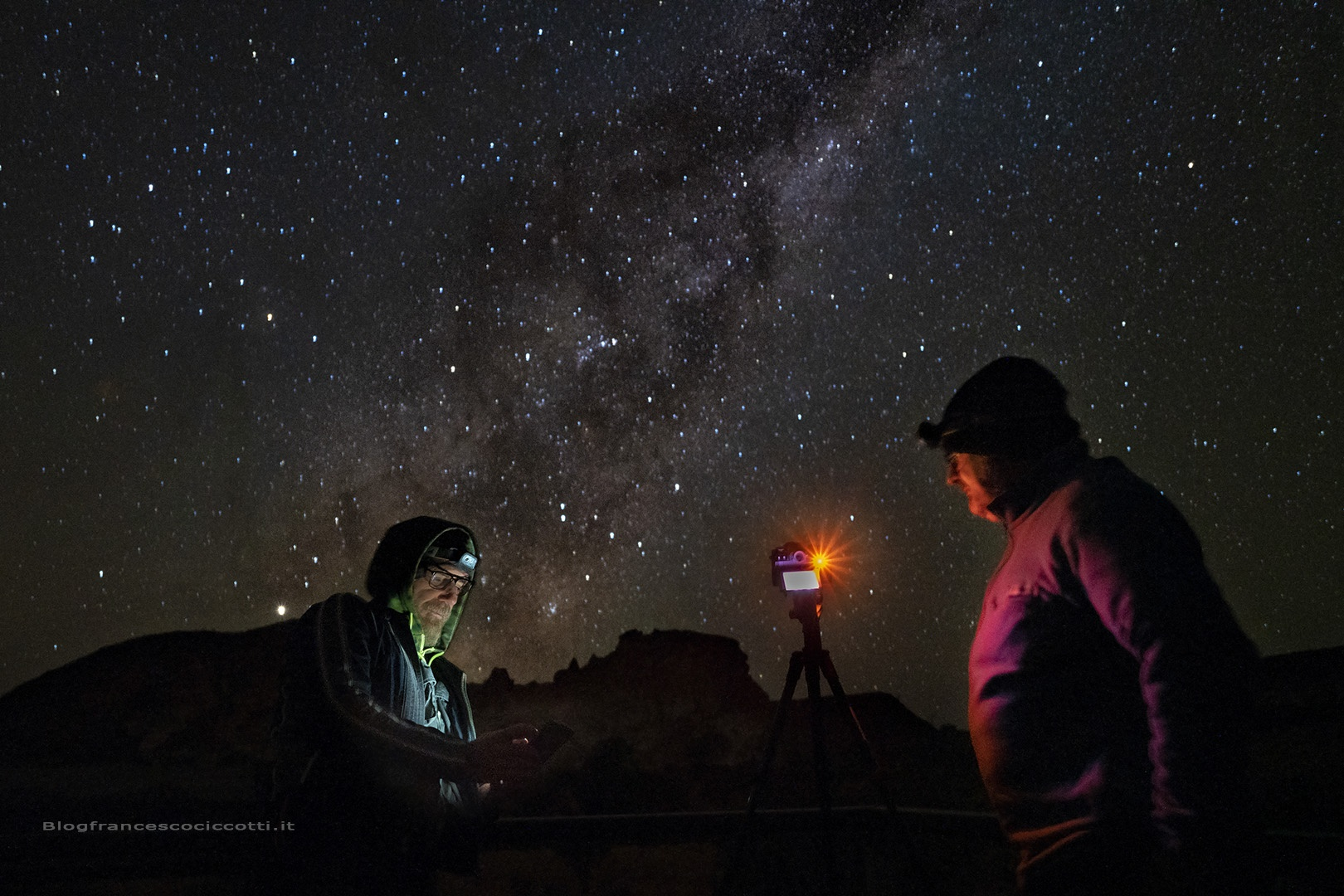 Outback australiano Io e Rob ph. Francesco Ciccotti