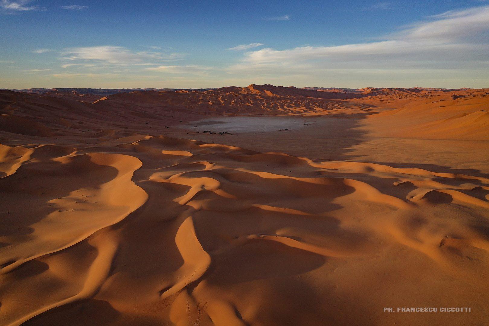 Sahara algerino