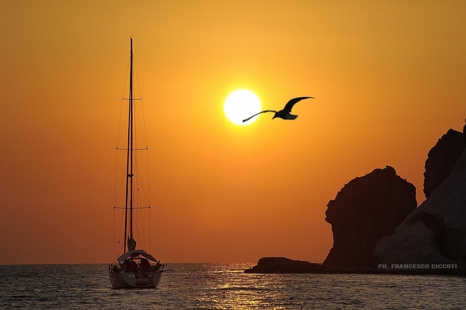 Perché agli umani piace guardare i tramonti